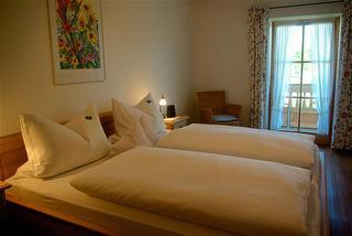 Wohnung Seeblick Schlafzimmer