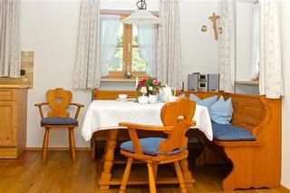 Wohnung Seeblick Wohnraum