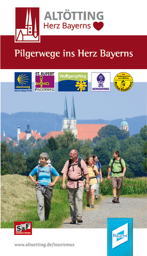 Pilgerwege ins Herz Bayerns