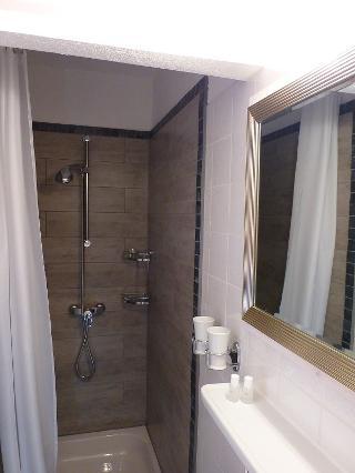 Nassbereich/ Dusche