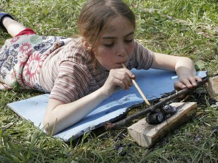 Mädelscamp - wilde Naturverbindung von 8-16 Jahre