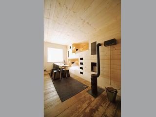 Zimmer mit Kojenbetten