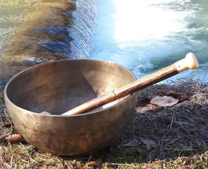 Heilwasser, Heilpflanzen, Klang