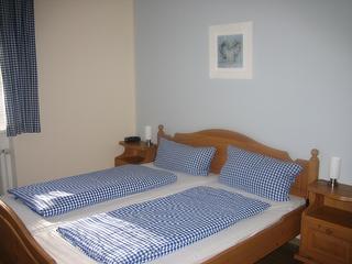 Schlafzimmer des App. 3