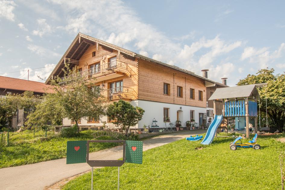 Ferienparadies Reifnhof im Chiemgau - Simssee (DE  Ferienwohnung
