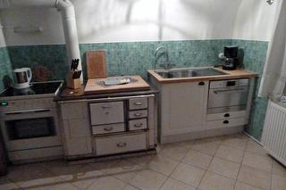 Küche im traditionellen Stil