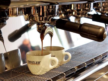 """Stadtführung """"Kunstmühle und Dinzler - Kaffeegenuss"""""""