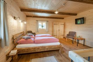 Schlafzimmer Bienenstock