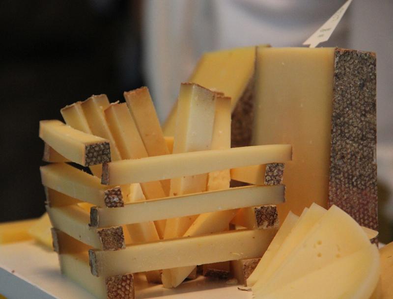 """Winterzauber: """"So ein Käse!"""" - Genussabend für alle Sinne rund um Käse"""