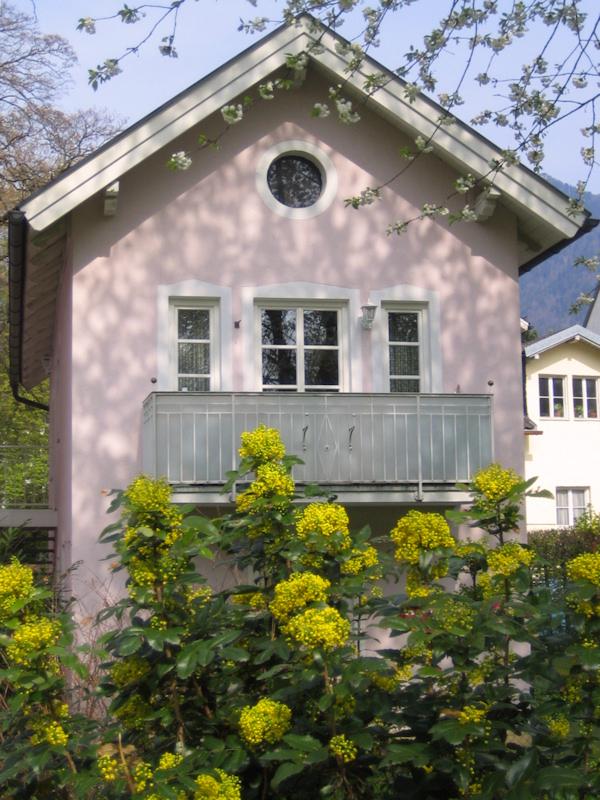 Ferienwohnung am Ortenaupark (DE Bad Reichenhall). am Ortenaupark (1730162), Bad Reichenhall, Berchtesgadener Land, Bayern, Deutschland, Bild 1