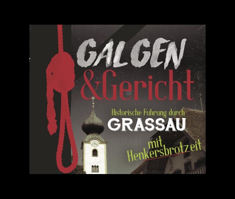 """""""Galgen & Gericht"""" - Historische Führung mit Henkersbrotzeit"""