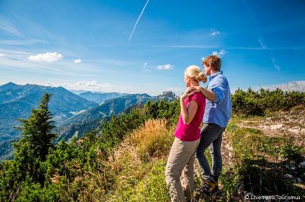 Gipfelglück auf der Hochplatte (1.587 m)