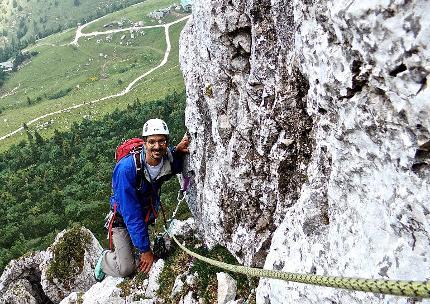 Grundkurs Klettern im Chiemgau - 3 Tage Anfängerkurs