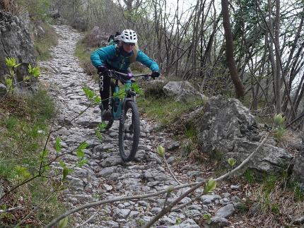 """""""Enduro Fahrtechnikkurs rund um den Bikepark Samerberg"""" - für Experten der Fahrtechnik"""