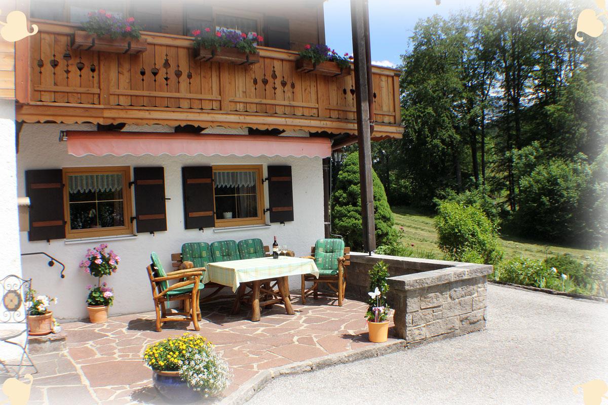 Haus Tauernblick (DE Berchtesgaden). Ferienwohnung