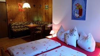 Ferienwohnung 10 Göll Schlafzimmer I