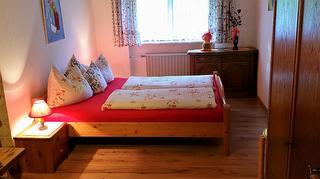 Ferienwohnung 10 Göll Schlafzimmer II