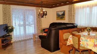 Ferienwohnung 10 Göll Wohnzimmer