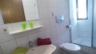 Ferienwohnung 3 Edelweiss Badezimmer