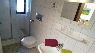 Ferienwohnung 5 Jenner Badezimmer