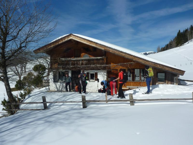 Kleine Almrunde - Winterwunderwelt entdecken (Schneeseminar im Chiemgau)