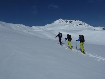 Skitourenschmankerl aus der Region - die Lieblingstouren unserer Bergführer (Skitour mittel)
