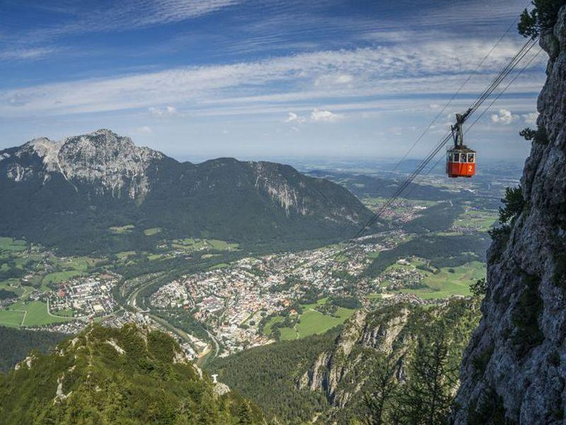 Kraft der Alpen