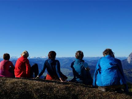 Frauenwandern für (Wieder-) Einsteigerinnen