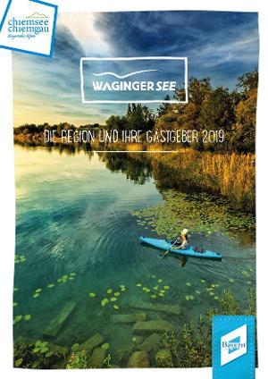 2017 Waginger See Gastgeberverzeichnis