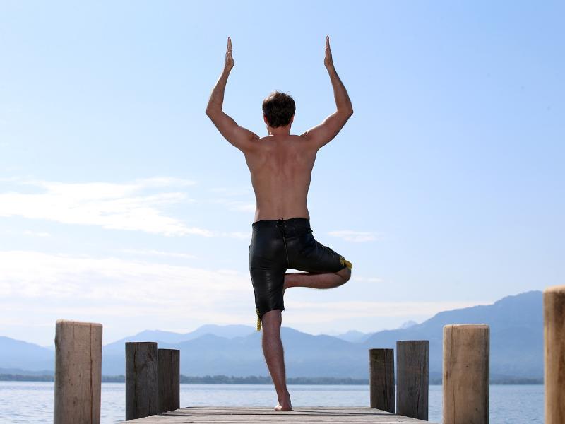 """""""Kleine Auszeit vom Alltag"""" - Wander- und Yoga-Erlebnis in den Bergen"""