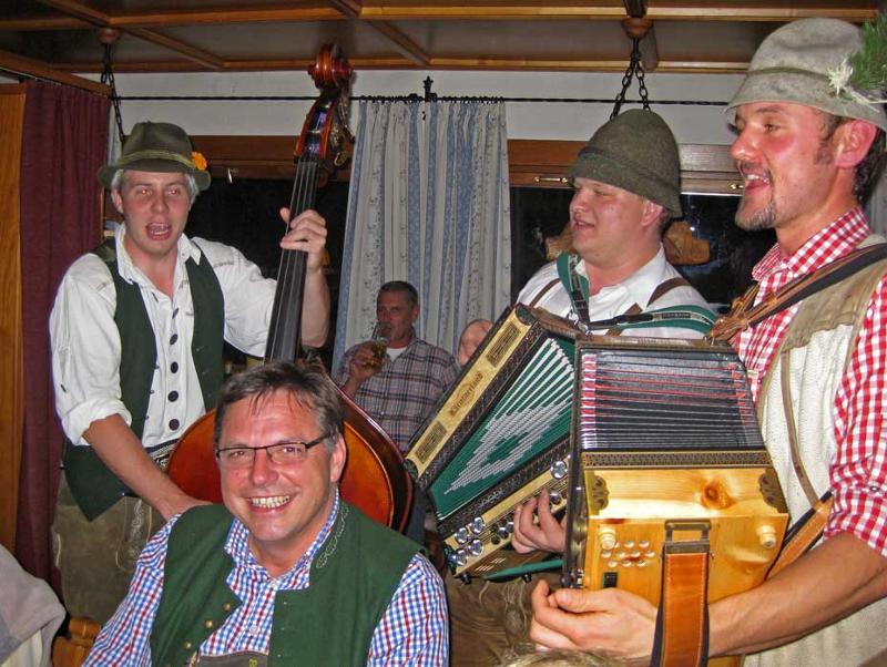"""""""Bayerischer Herbst"""" - Wirtshausmusizieren im Gasthof Schaupenwirt"""