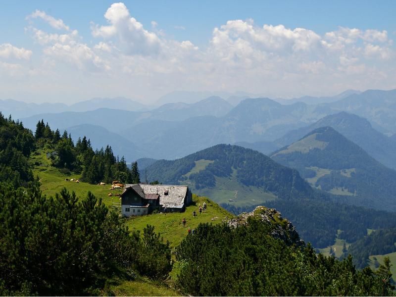 """""""Innere Einkehr"""" - Spirituelle Wanderung auf den Klausenberg"""
