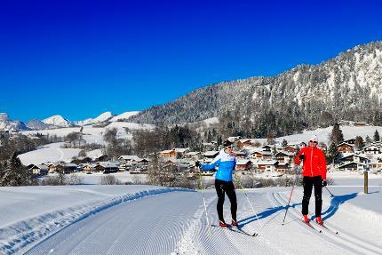 Langlaufkurse Sparkassen-Skilanglanglauf vom 17.01.2018 bis 19.01.2018