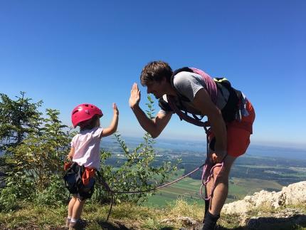 Kids on top - Bergtag für Kinder und Familien