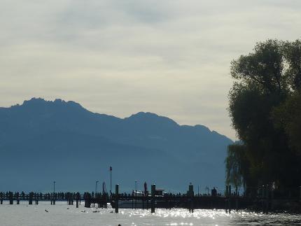 Auf den Spuren des Chiemseemalers Julius Exter - geführte Wanderung im Chiemgau