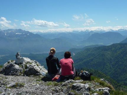 Frauen auf Tour - geführte Wanderung für Frauen