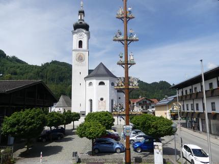 Führung zu den schönsten Barockkirchen in naher Umgebung