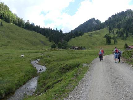 Geführte Wanderung zum Ursprung des Auerbachs