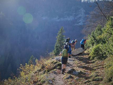 """""""Vergessene Pfade"""" - Ruhige Herbstwanderungen auf wenig begangenen Steigen"""