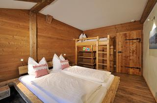 5 Sterne Ferienwohnung Bär, Kinderschlafzimmer, Familienurlaub