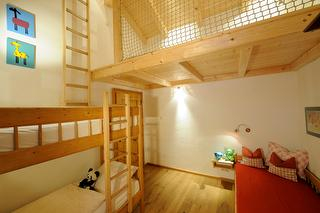 Ferienwohnung Fuchs, Kinderzimmer
