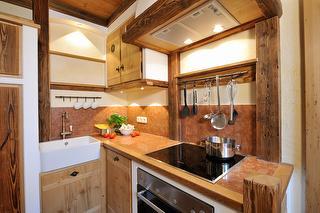 5 Sterne Ferienwohnung Schaf, Küche, Ferienwohnung, Familienurlaub