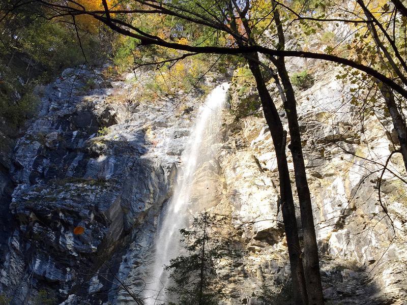 Segway-Erlebnistour zum Schoßrinner Wasserfall