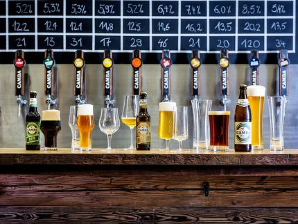 """Camba Bavaria"" Brauereiführung (Klassik)"