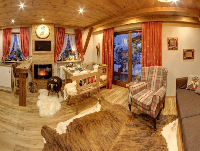2-Zimmer Ahorn-Chalet mit Terrasse-Inzell   Urlaub in Inzell