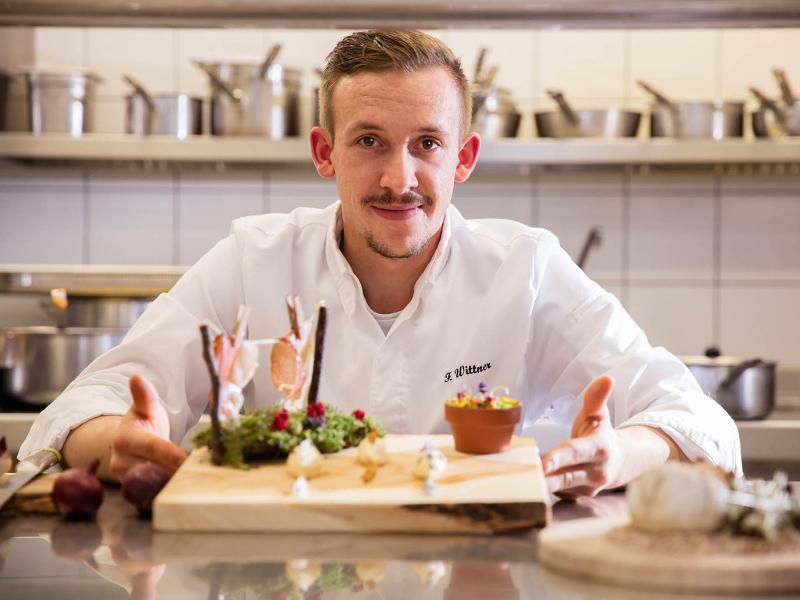 Kochkurs im Romantik Hotel Lindner mit Küchenchef Felix Wittner