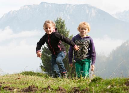 """Bergwanderschule """"Familienspaß"""""""