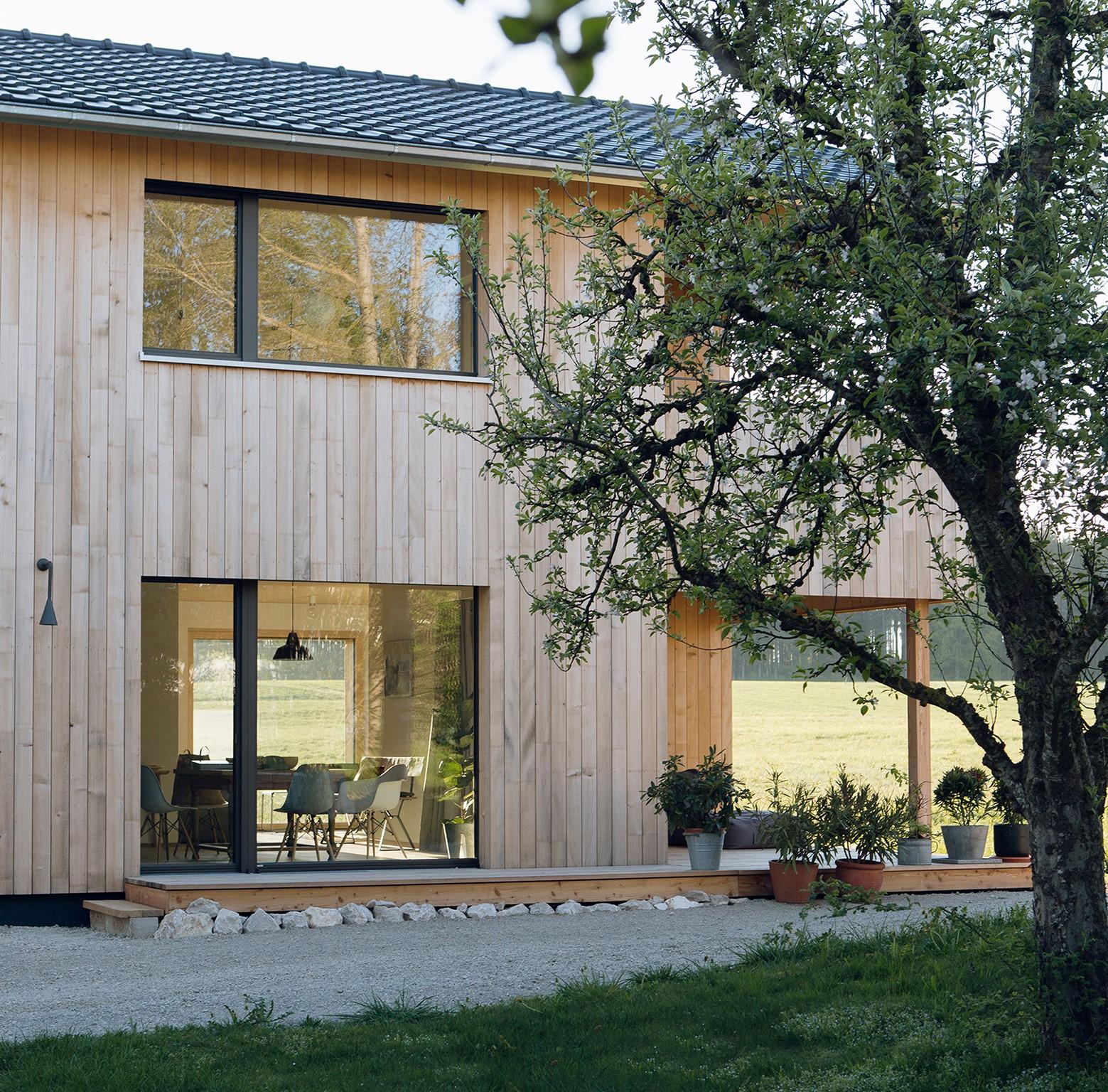 Appartement de vacances Schmidhuber - Ferienhaus im Obstanger (DE Chieming). Ferienwohnung MAX - 1-4 Personen, 2 s (2597106), Chieming, Lac de Chiem, Bavière, Allemagne, image 1