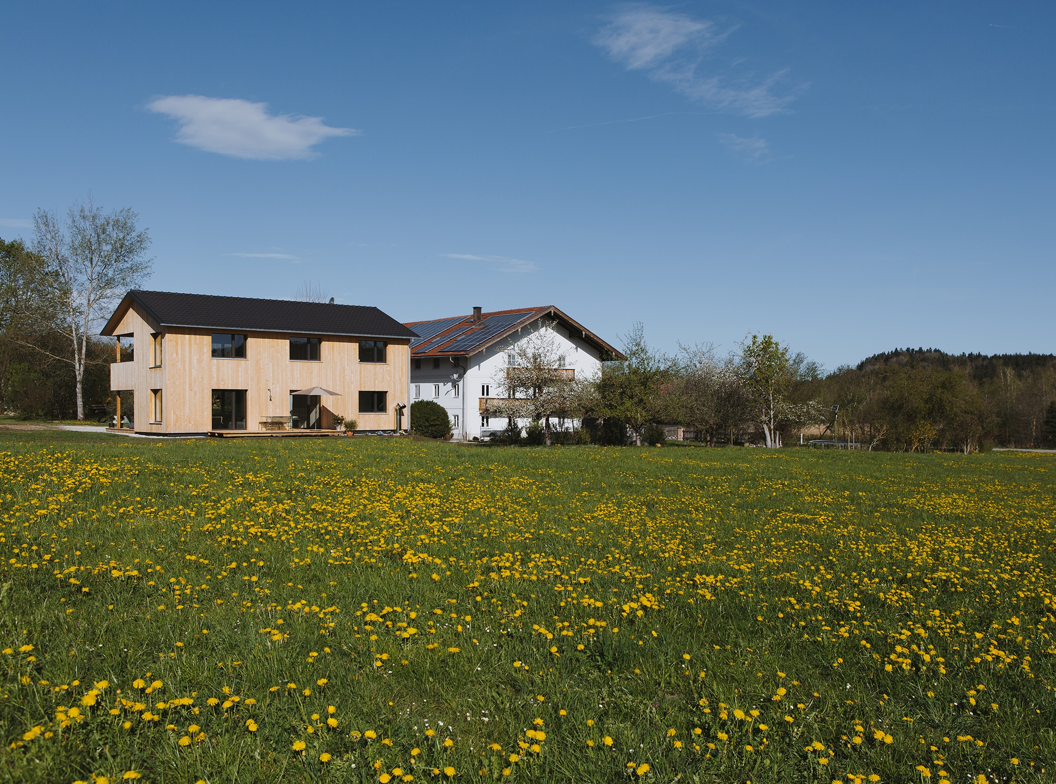 Appartement de vacances Schmidhuber - Ferienhaus im Obstanger (DE Chieming). Ferienwohnung MAX - 1-4 Personen, 2 s (2597106), Chieming, Lac de Chiem, Bavière, Allemagne, image 3