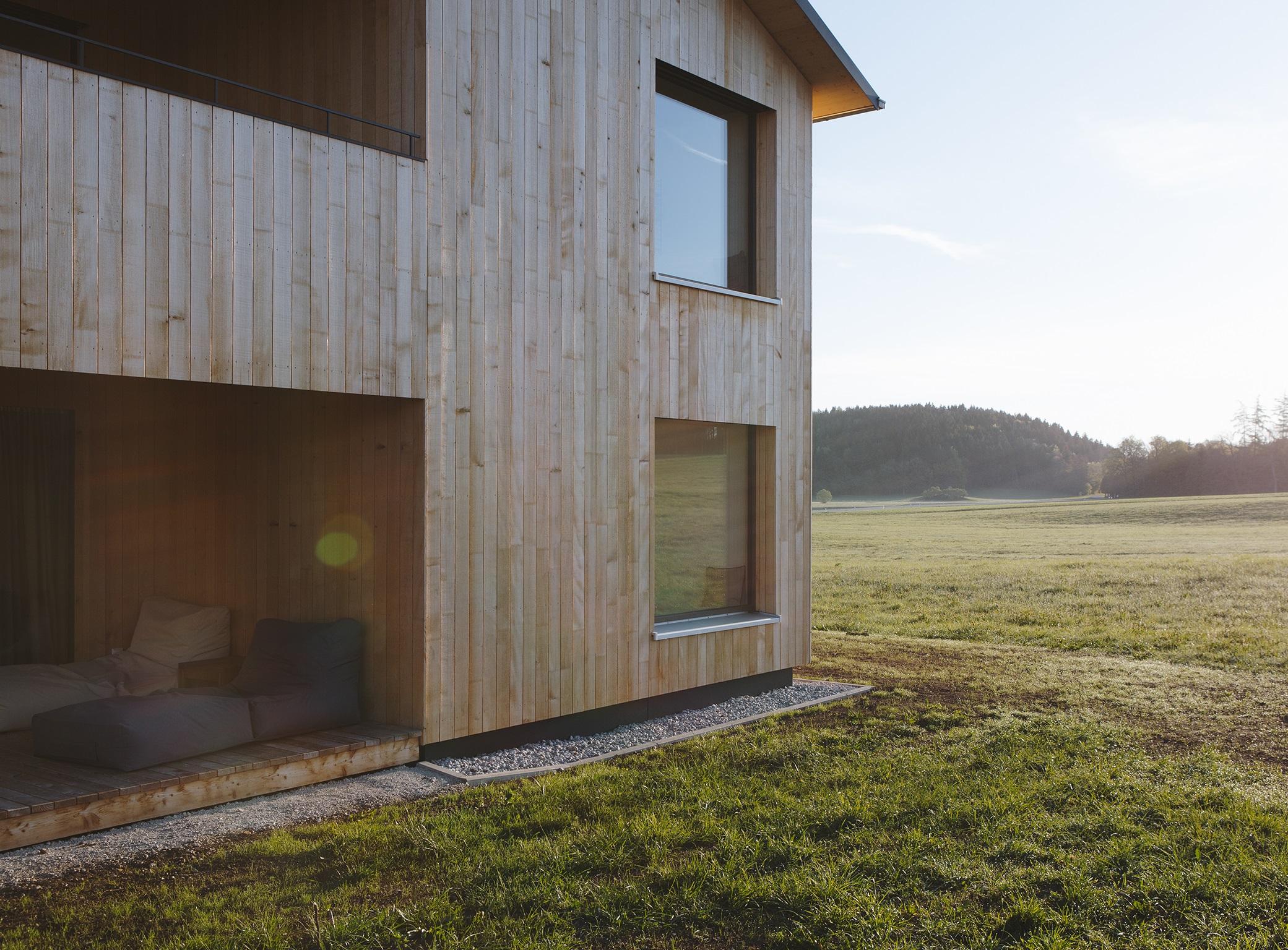 Appartement de vacances Schmidhuber - Ferienhaus im Obstanger (DE Chieming). Ferienwohnung MAX - 1-4 Personen, 2 s (2597106), Chieming, Lac de Chiem, Bavière, Allemagne, image 4